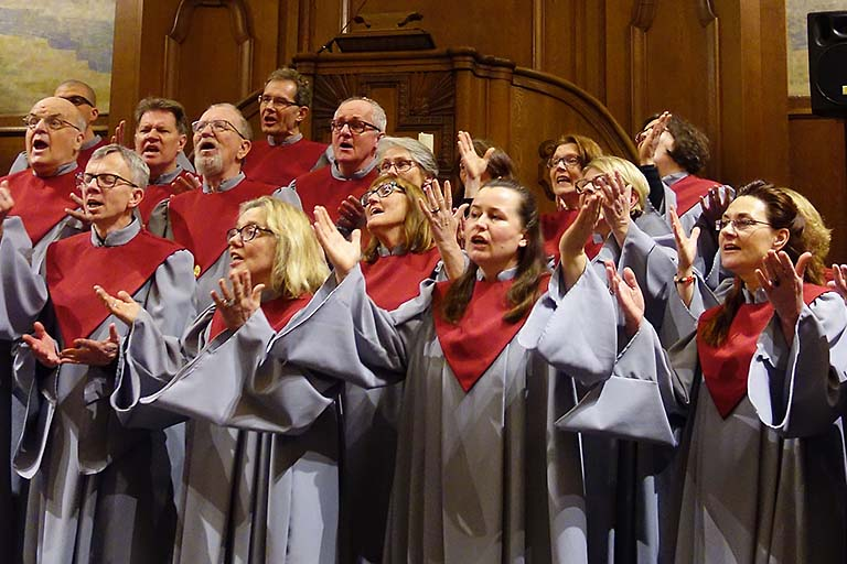 Konzert Auferstehungskirche Oberkassel