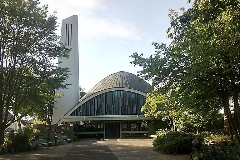 Christuskirche, Meerbusch-Büderich