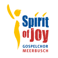 "Gospelchor ""Spirit of Joy"" e.V. Meerbusch Logo"