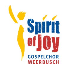Spirit of Joy – Gospelchor – Meerbusch Sticky Logo Retina