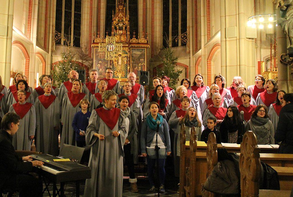 Gospelchor Spirit of Joy in St. Michael, Schwalmtal