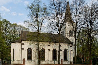 Gustav-Adolf-Kirche, D-Gerresheim