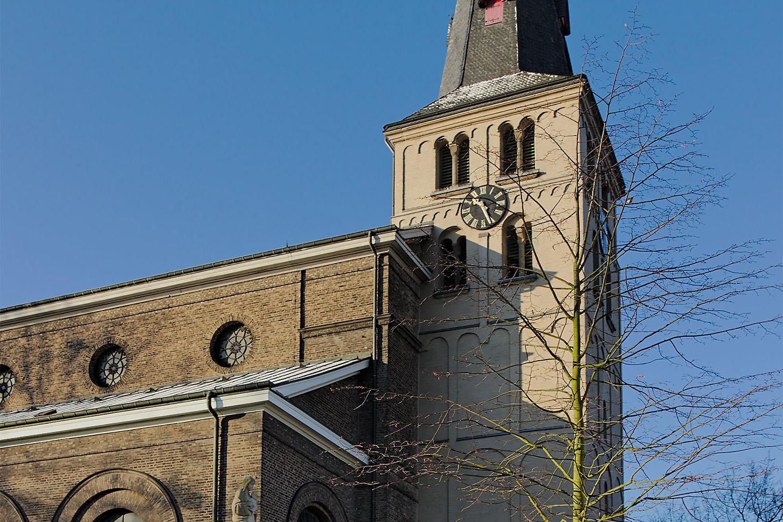 St. Stephanus, Meerbusch, Lank-Latum, Foto: Christian Gesse, 2014